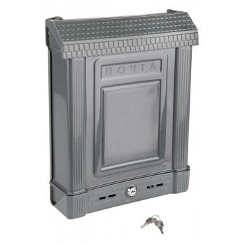 Ящик почтовый с замком Эконом М7223