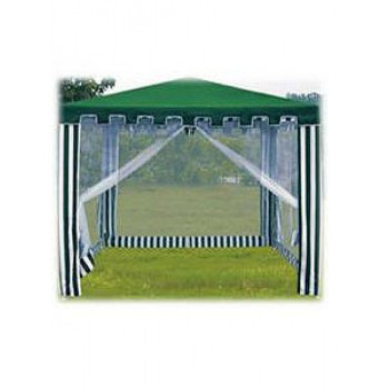 Тент-шатер PARK TZGB-107 3х3м,4моск.стенки