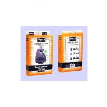 Комплект пылесбор.VESTA BS02 бумаж. для SIEMENS