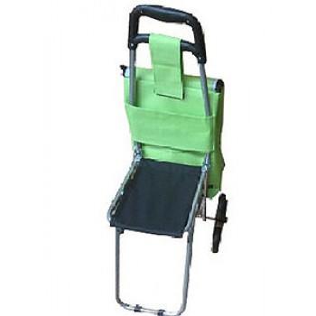 Тележка-сумка IRIT IRS-08 30х55х87см