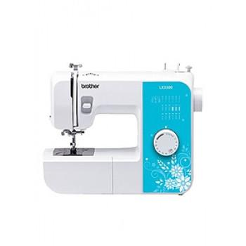 Швейная машинка BROTHER LX-350017стр,петля-п/автомат,гориз.челн