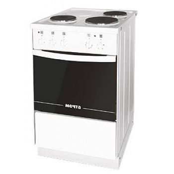 Плита электрическая Мечта-341Ч 3конф.5,3кВт,духовка48л,85х50х60см