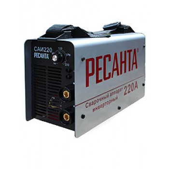 Сварочный аппарат Ресанта инверт. САИ220 220А,220В,30А