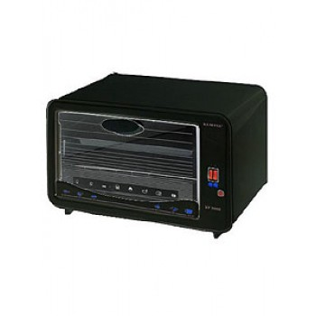 Жарочный шкаф KUMTEL-KF3000 черн. 1,42кВт 36л