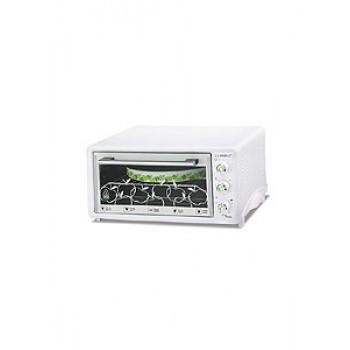 Жарочный шкаф LUXELL LX-3585 белый,40л,1,8кВт