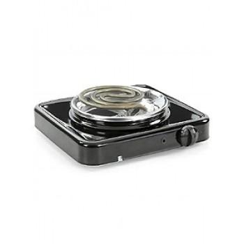 Плитка электрическая настольная ЭПТ1-1,0/220 Пскова-1 чер.1,0кВт 1конф.алюм.чаша
