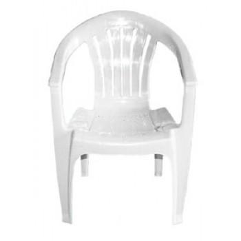 Кресло Классик-2 560х560х750мм, белое