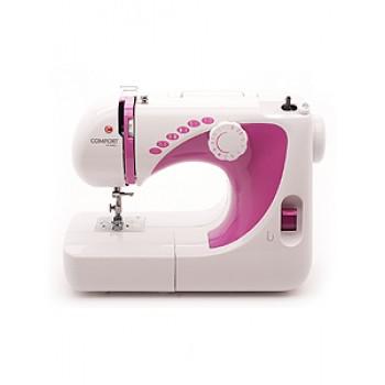 Швейная машинка COMFORT 250 12стр,17операций,реверс,85Вт,компакт