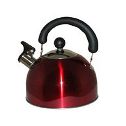 Чайник Добрыня DO-2903R красный 2,5л,свисток