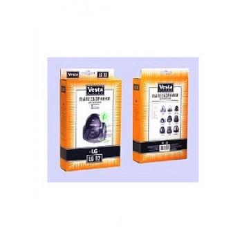 Комплект пылесборников VESTA LG02 LG 5шт бумажные