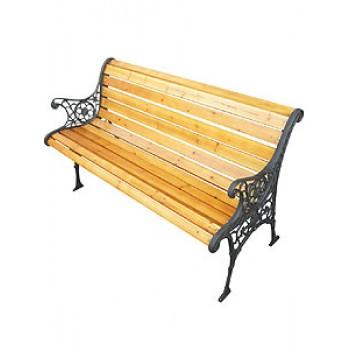Скамейка садовая PARK Классик 125*57*70 см