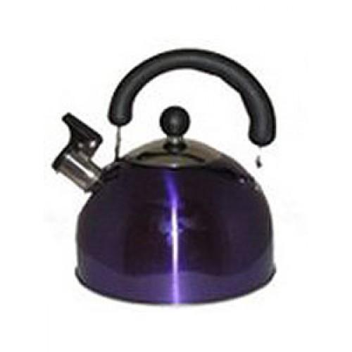 Чайник Добрыня DO-2903V фиолет. 2,5л,свисток