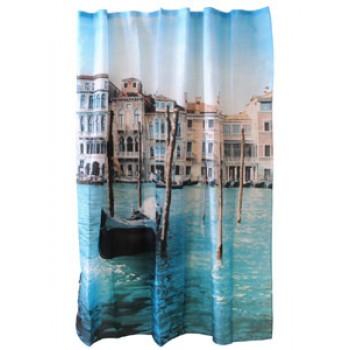Штора для ванной Curtain-Venice Венеция,180х180см