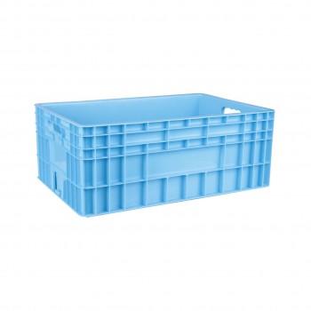 Ящик пластиковый для хранения и перевозки М5981, 600х400х240мм