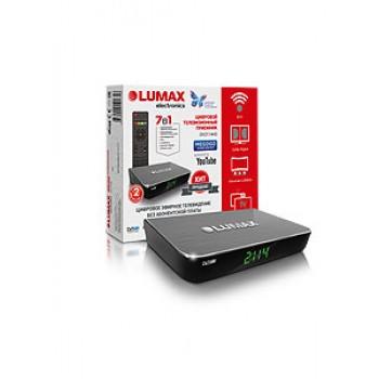 Цифровая ТВ приставка LUMAX DV2114HD, DVB-T2