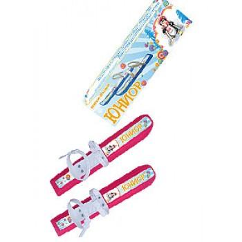 Мини-лыжи Юниор МПЛ104 3+,470мм