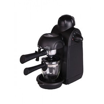 Кофеварк аDELTA LUX DL-8159К 900Вт,7бар,240мл,чер
