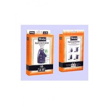 Комплект пылесборников VESTA LG05 LG 5шт бумажные