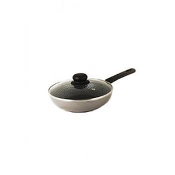 Сковорода DISCOVERY СД-030 280мм стекл.крышка