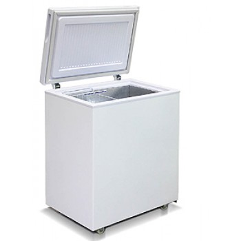 Морозильный ларь Бирюса 155VK 155л,1корз,895x755x554мм