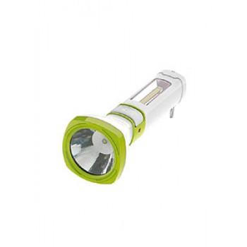 Фонарь аккумуляторный KOCAc7023WLED 3W LED, бок.пан,3 реж