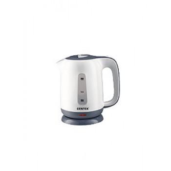 Чайник Centek CT-0044 White 1,8л, 2,2кВт, диск