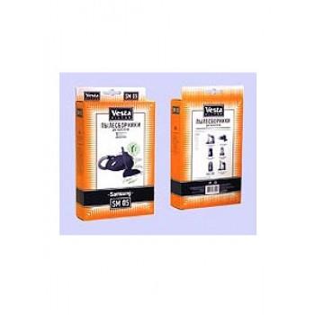Комплект пылесборников VESTA SM05 SAMSUNG 5шт бумаж