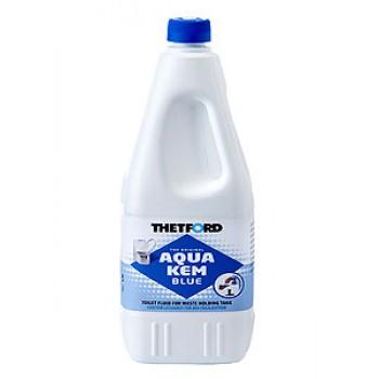 Жидкость для биотуалета АкваКемБлю 2,0л