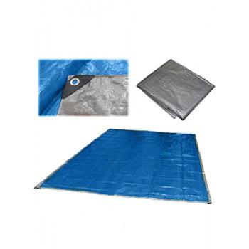 Тент универсальный 4х5м плотность 60г/м2