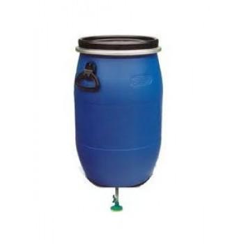 Бочка для душа с подогревом Водогрей 65 л, 1,5 кВт, пластик