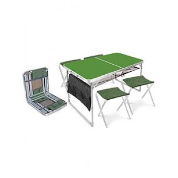 Комплект Ника ССТ-К3 стол+4стула складной