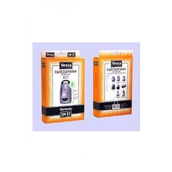 Комплект пылесборников VESTA SM07 SAMSUNG 5шт бумаж