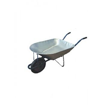 Тачка садовая 65л 1пневм.колесо, упор DL65113/1
