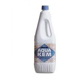 Жидкость для биотуалета АкваКемБлю 1,0л