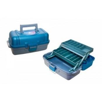 Ящик рыболовный ЯР-2 (370х190х180) 2 лотка