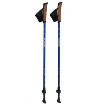 Палки треккинговые алюминиевые Tramp Flash 84-135 см TRR-010 под рост 130-200 см