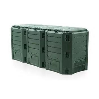 Ящик для компоста (компостер садовый) 1200л Module IKSM1200Z-G851 зеленый