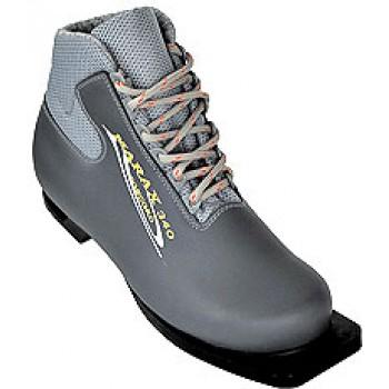 Ботинки лыжные Marax M340 (иск.кожа)