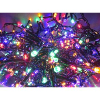 Светодиодная гирлянда (мультиколор) Triumph Tree 83082 для улицы и дома 1600 см