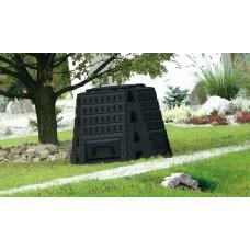 Ящик для компоста (компостер садовый) 500л Biocompo IKBI500C черный