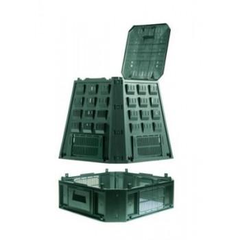 Ящик для компоста (компостер садовый) 630л Evogreen IKEV630Z-G851 зеленый