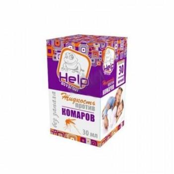Жидкость Help для детей от комаров без запаха 30 ночей 80524