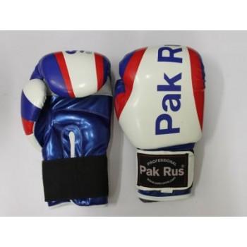 Перчатки боксерские Pak Rus , иск.кожа DX, 12 OZ PR-12432
