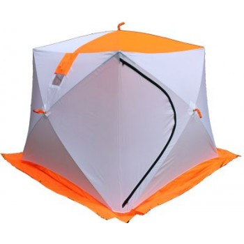 Зимняя палатка куб Пингвин Призма 2 NEW двухслойная