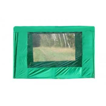 Стенка с окном 2,0х2,0 (к шатру Митек 6 граней)