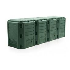 Ящик для компоста (компостер садовый) 1600л Prosperplast Module IKSM1600Z-G851 зеленый