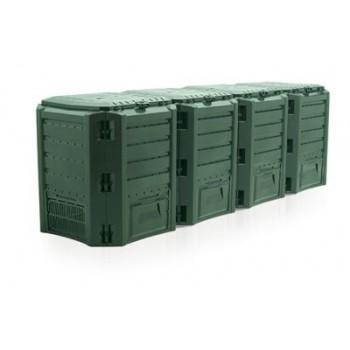 Ящик для компоста (компостер садовый) 1600л Module IKSM1600Z-G851 зеленый
