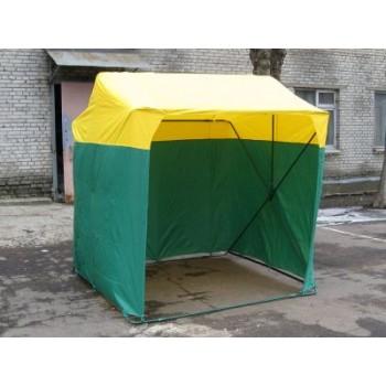 Палатка торговая 1,5х1,5 P (Кабриолет)