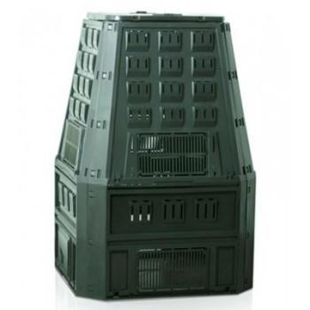 Ящик для компоста (компостер садовый) 850л Evogreen IKEV850Z-G851 зеленый