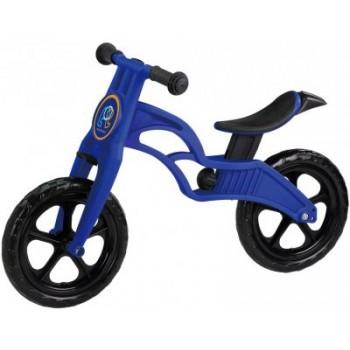 Беговел POPBIKE Sprint с бескамерными колесами Blue